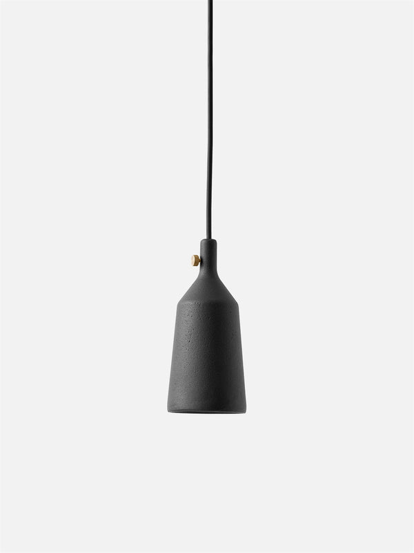 Menu - Pendel - Cast pendant shape 3, sort