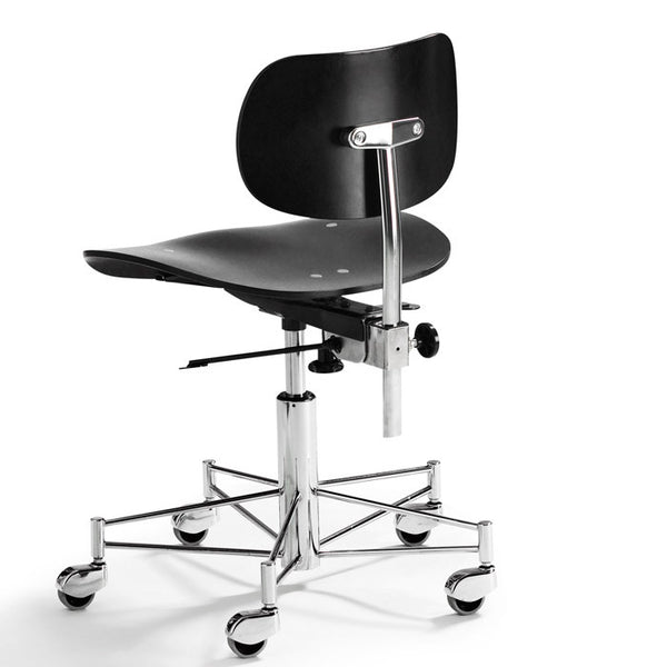 Egon Eiermann - Kontorstol - SBG197R Office chair