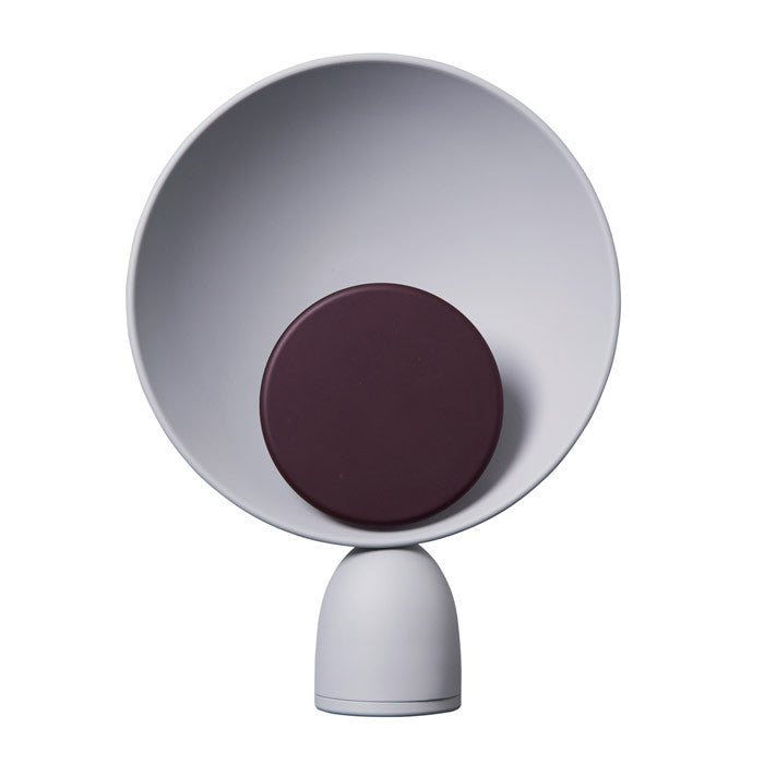 Please wait to be seated - Bordlampe - Blooper table lamp, Fig purple