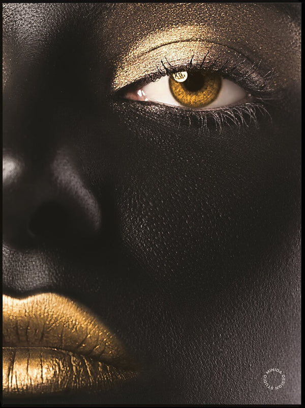 Plakat - Golden Eye - Minida