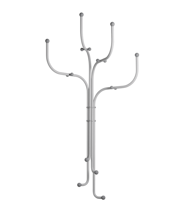 Fritz Hansen - Coat Tree - Knagerække - Light Grey