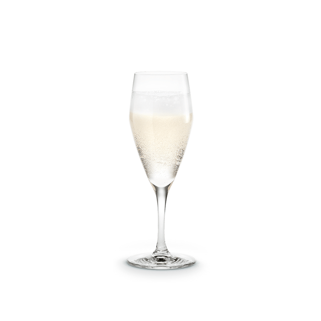 Holmegaard - PERFECTION - Champagneglas 23 cl (6 stk.)