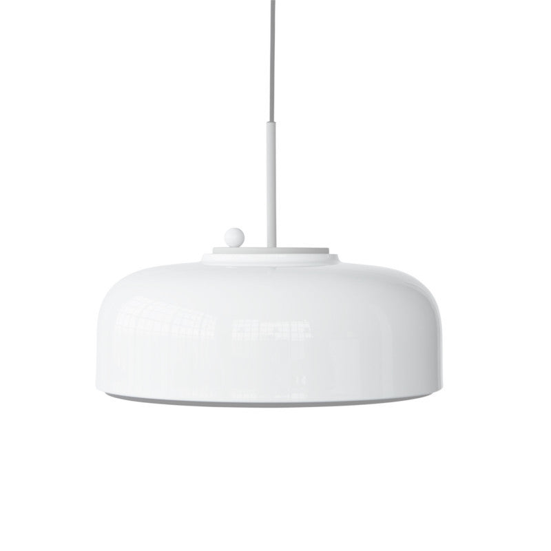 Please wait to be seated - Loftlampe - Podgy Pendant - White