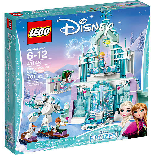 Elsa's Magical Ice Palace 41148