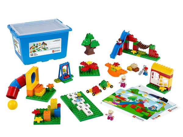 45001 Playground Set with Storage