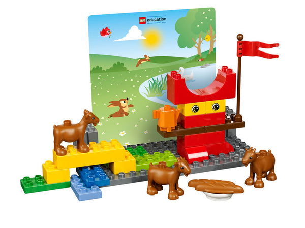 45005 Story Tales Set with Storage