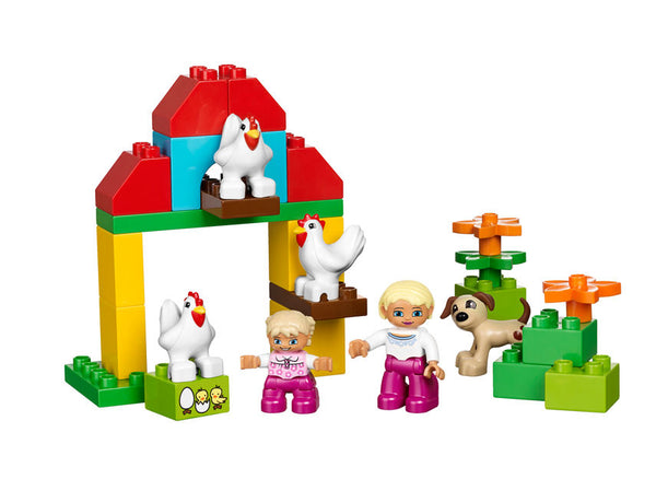 45007 Large Farm Set with Storage