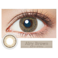 Airy Brown