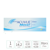1-day Moist (TRANSPARENT 透明)
