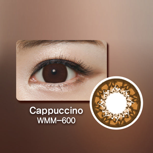 Cappuccino Brown 卡布奇諾啡 (WMM-600) 年拋