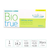 1-DAY BIOTRUE for PRESBYOPIA (TRANSPARENT 透明)