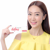 Acuvue 1day Define RADIANT CHIC 閃鑽銅
