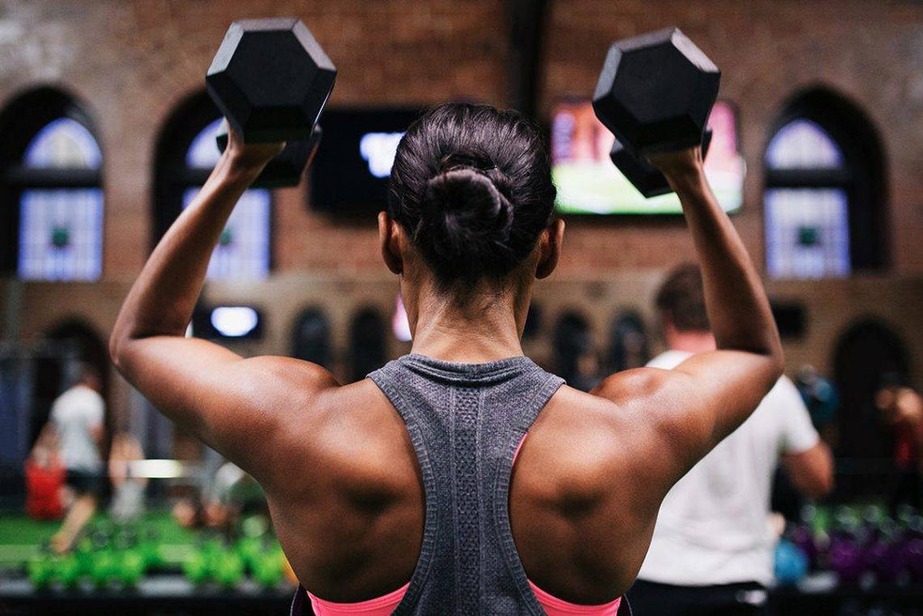 Debunking those Myths About Women and Strength Training