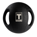 Body-Solid Dual-Grip Medicine Ball - Performance Zone Sports