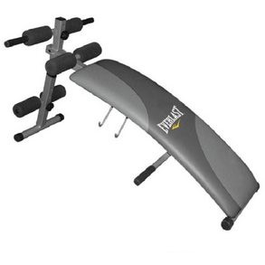 Everlast - Curved Ab Bench - Performance Zone Sports