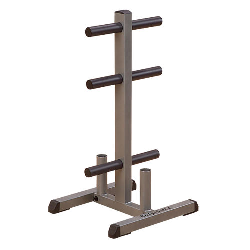 Body-Solid Olympic Plate Tree & Bar Holder - Performance Zone Sports