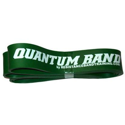 "Quantum Band - 41"" - Green (extra heavy) - Performance Zone Sports"
