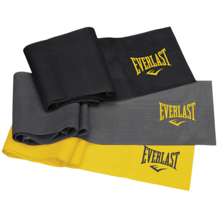 Everlast Pilates Resistance Bands (set of 3)