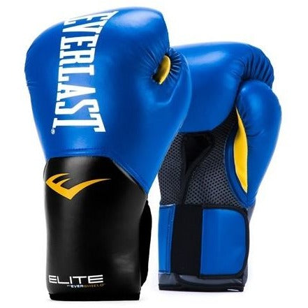 Everlast - Elite ProStyle Training Gloves - Performance Zone Sports