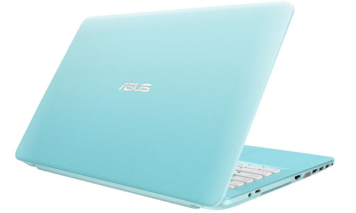 "ASUS Vivobook A541UA Notebook, Intel I3-7100U,  4GB DDR4,  1TB SATA HDD, 15.6"" HD, DVD-RW.  Windows 10 Home - AQUA (Blue) Color"