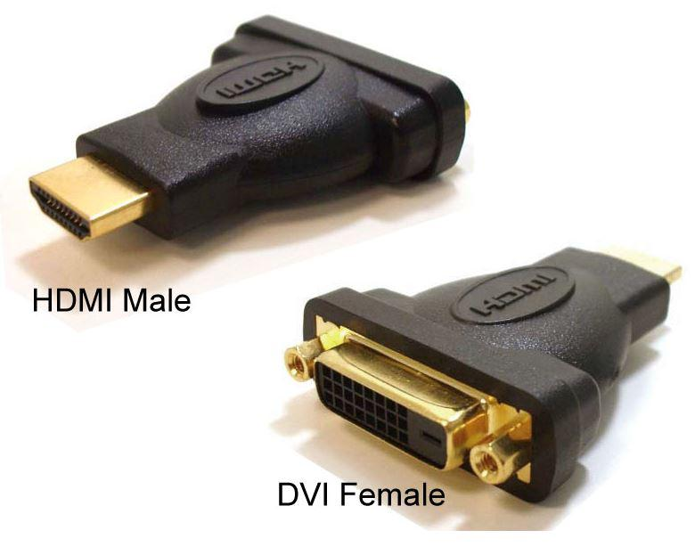 Astrotek HDMI to DVI-D Adapter Converter Male to Female