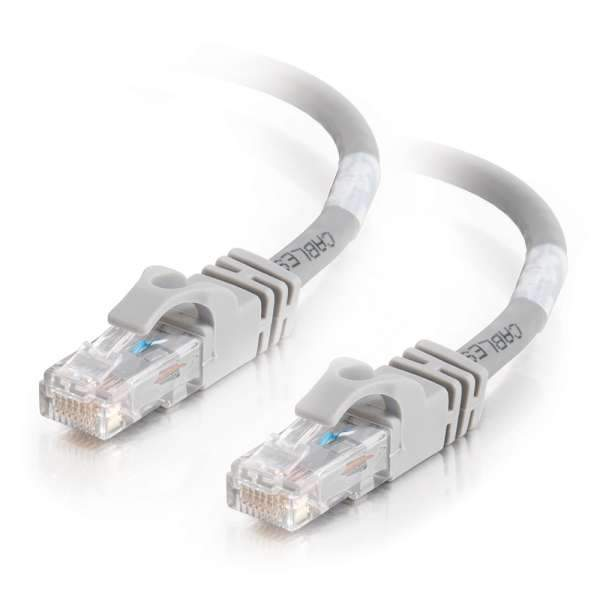 Astrotek CAT6 Cable 30m - Grey White Color Premium RJ45 Ethernet Network LAN UTP Patch Cord 26AWG-CCA PVC Jacket