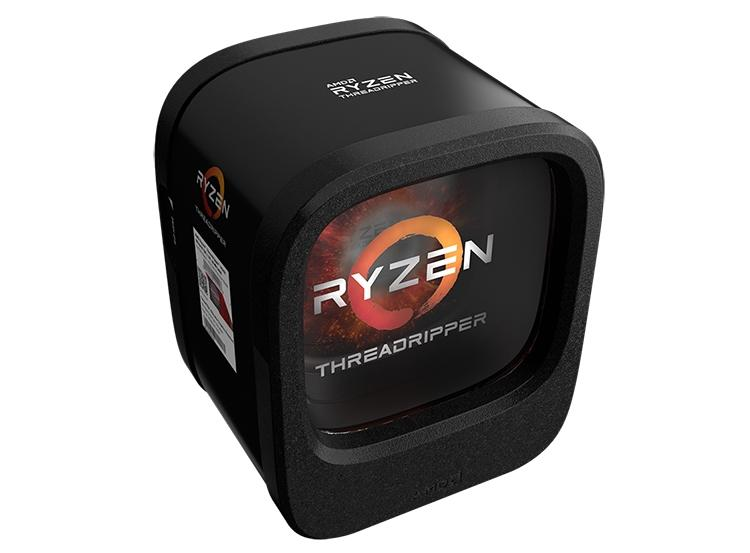 AMD Ryzen Threadripper1950X CPU 16 Core/32 Threads Unlocked Max Speed 4GHz sTR4 180w 40MB Cache Boxed 3 Years Warranty - No Fan