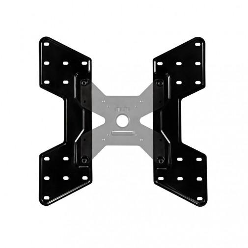 Telehook Accessory Adaptor Plate 400 x 400mm. Converts 200 x 200mm mounting pattern found on a variety of models & increases the mounting interface