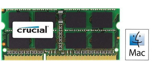Crucial 8GB (1x8GB) DDR3 1866 for MAC SODIMM 1.35V