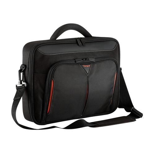 "TARGUS CN414AU, 13-14"" CLASSIC CLAMSHELL LAPTOP CARRY CASE"