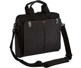"TARGUS CN515AU, 15.6"" CLASSIC TOPLOADLAPTOP CASE - WITH IPAD/TABLET COMPARTMENT"