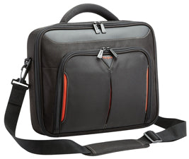 "Targus 18.2"" Clamshell Notebook Bag Classic+ with File Section"