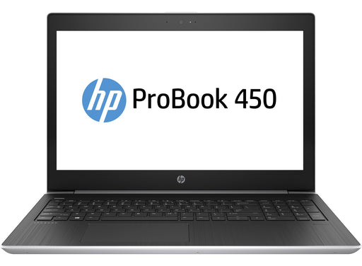 "HP Probook 450 G5 Notebook, Intel I7-8550U,  8GB DDR4, 256GB SSD, 15.6"" FHD, Windows 10 Pro, 1 Year Warranty"