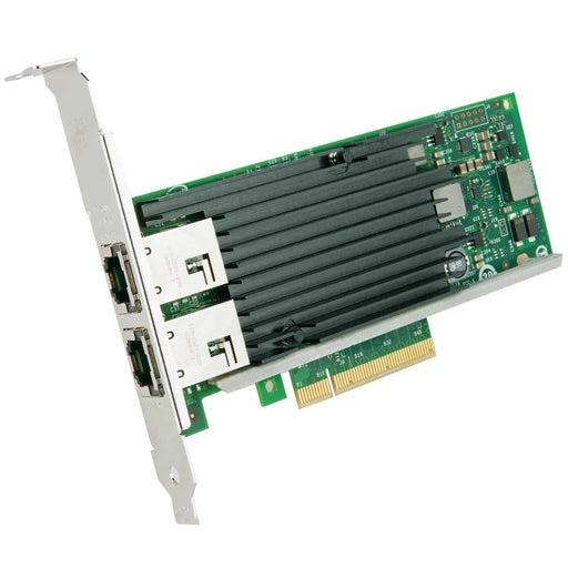 INTEL DUAL PORT 10GbE ETHERNET ADAPTER X540-T2, RJ45, PCIe 2.1