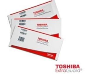 Toshiba 2Yrs Extended Warranty Gives total 3 Years Warranty