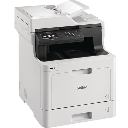 Brother MFC-L8690CDW Colour laser MFC 9.3cm TS, 300 Sheets, 31ppm, 1Year