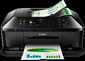 Canon MX926 All-In-One Printer Print/Scan/Copy/Fax/WiFi/LAN