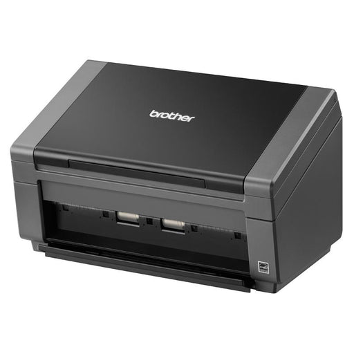 Brother PDS-6000 Professional Document Scanner, 80ppm Auto 2 Sided Colour Scan, Multi-Page Scanning