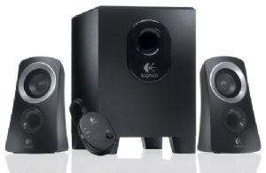 Logitech Z313 Speakers 2.1 2.1 Stereo,Compact Subwoofer Rich sound Simple setup Easy controls - 980-000414