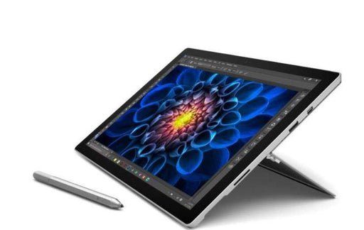 "Microsoft Surface Pro 4 12.3"" QFHD Touch 6th Gen i5, 8GB RAM, 256GB SSD, Win10 Pro"