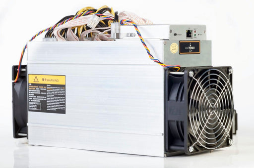 Antminer L3+ 504mh/s 1.6w/mh Asic Litecoin Miner (504mh) INCLUDING PSU