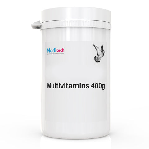 Enhanced Multi Vitamins 400g