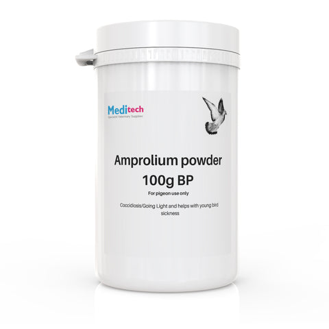 Amprolium Full  Strength 100%