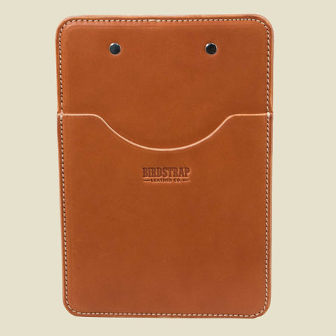 Leather Clip Board