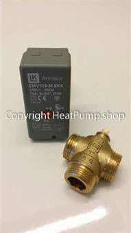 "LK Three Port Valve - 1"" HE"