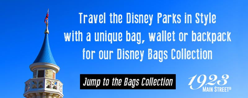 Disney bags, purses, wallets and backpacks