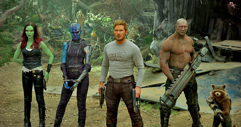 Guardians of the Galaxy, Volume 2