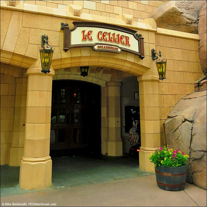 Le Cellier, Canada Pavilion, Epcot, Walt Disney World
