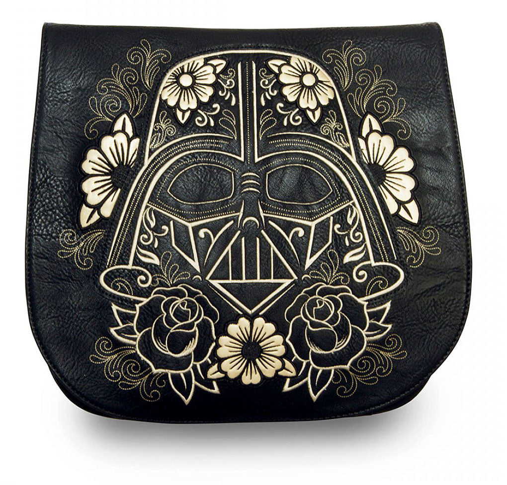 Darth Vader Messenger Bag by Loungefly