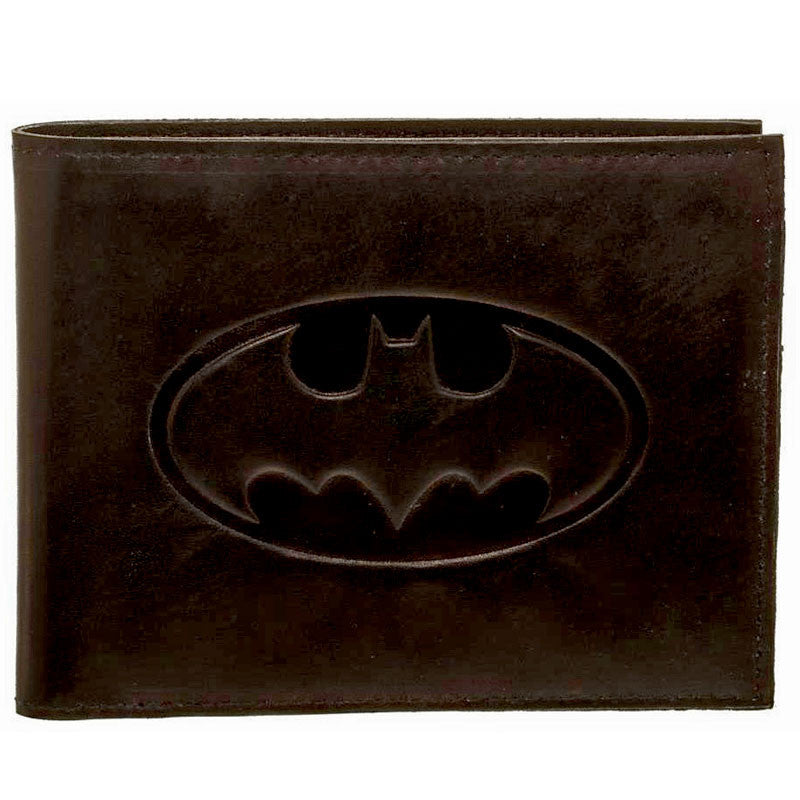Batman Leather Wallet (bifold)